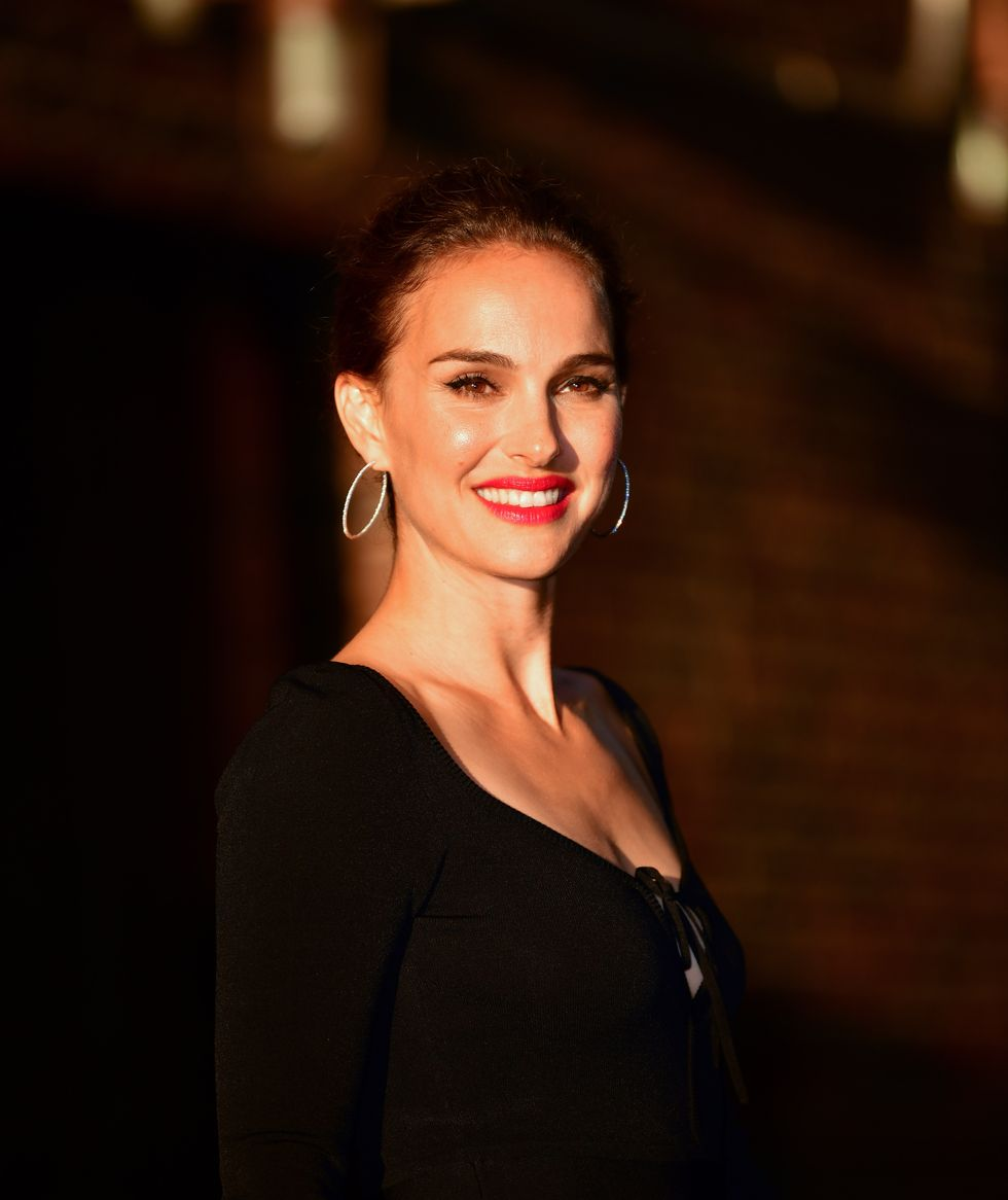 celebrities don't drink alcohol_Natalie Portman