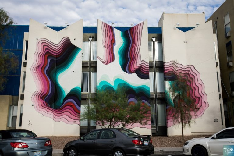 Amazing Las Vegas street art