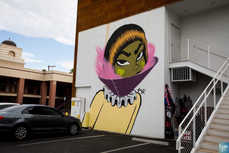 Las Vegas cool street art