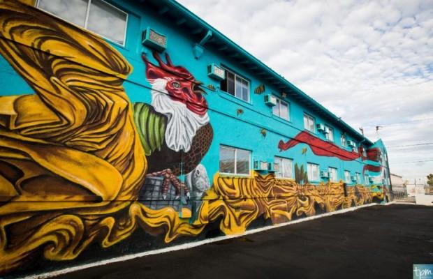 Las Vegas murals