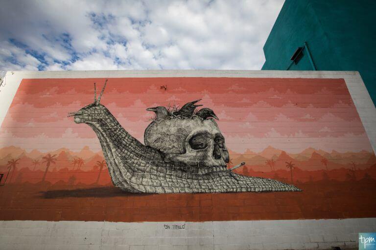 Mural by Alexis Diaz