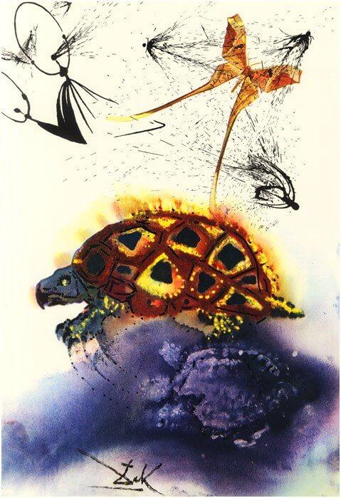 turtle artwork