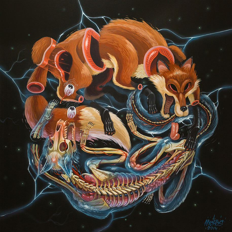 cartoon-character-animal-dissection-street-art-nychos-11 (1)