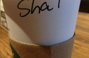 funny names to give at Starbucks