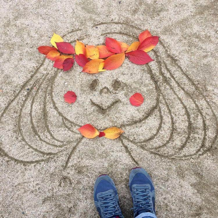 fallen-leaf-art-6