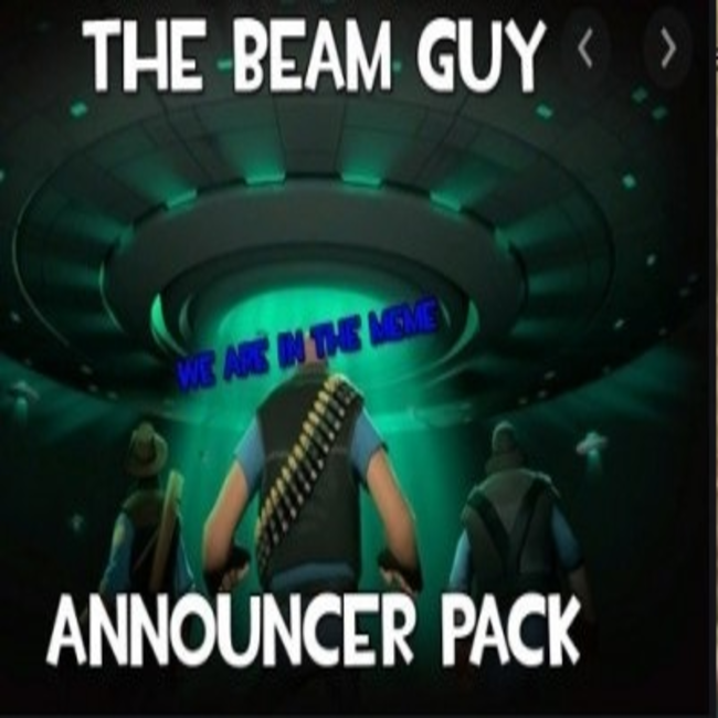 """The Beam Guy Starter Pack"" Meme by Surny"