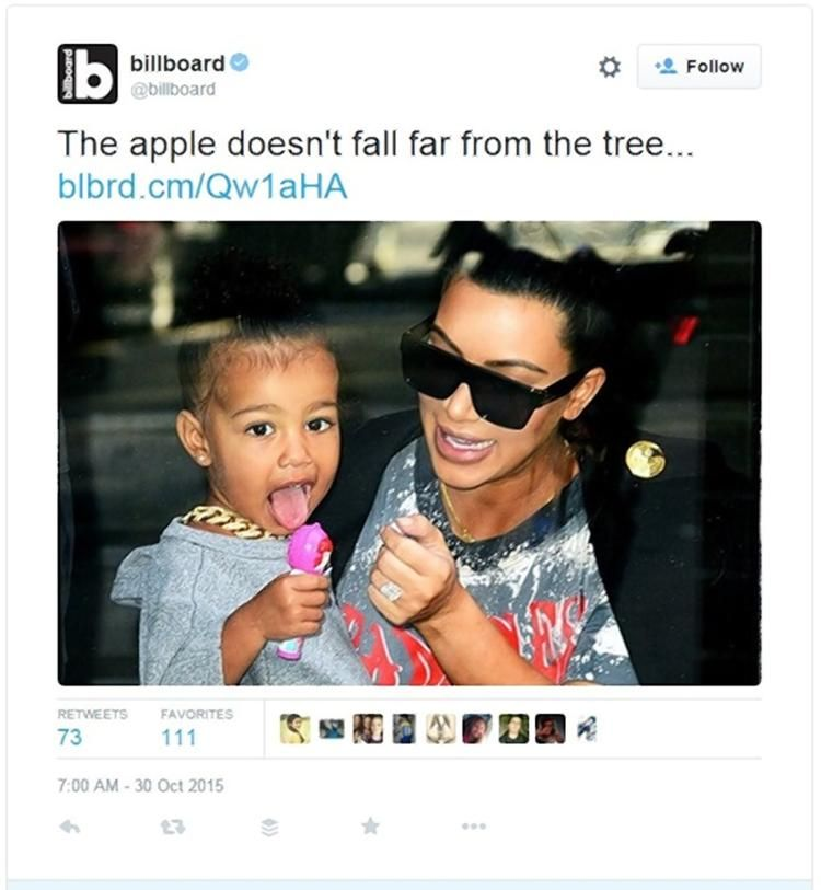 Billboard deleted tweets
