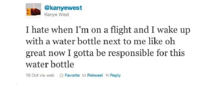 Kanye West deleted tweets 2