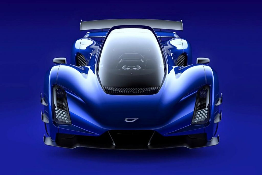 First Hyper Car Made by 3D Printers
