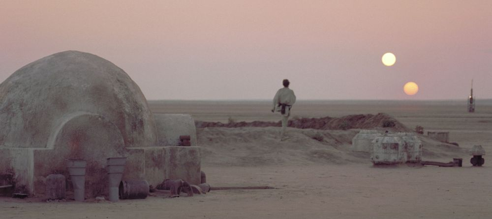 mind-blowing places from movies