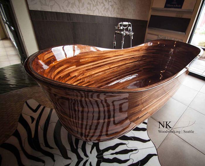 boat for bathtub