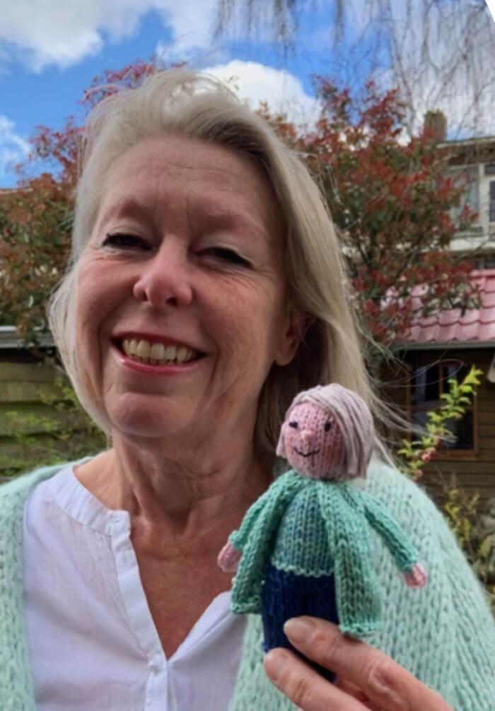 teacher in Netherlands missed her children