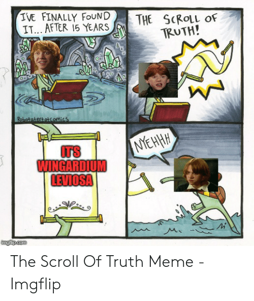 Scroll of Truth