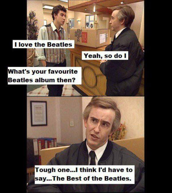 the beatles memes