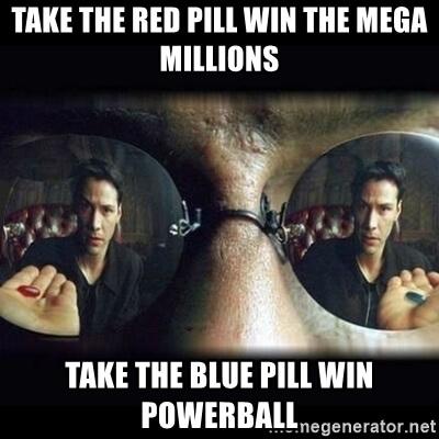 Mega Millions Meme