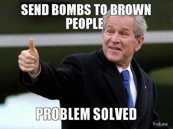 Problem solved meme
