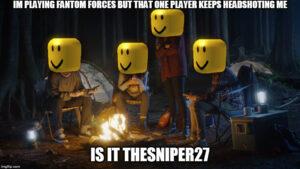 The Legend 27 meme