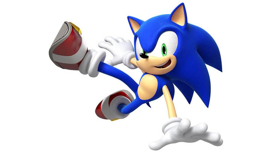 You're Too Slow Sonic the Hedgehog Meme