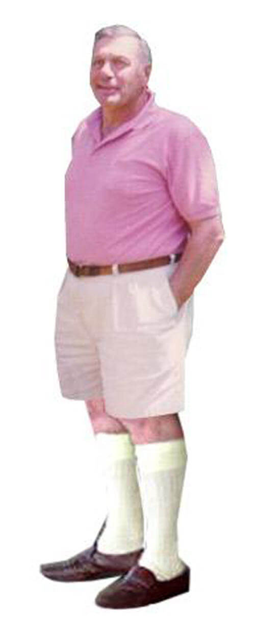 The Pink Shirt Guy