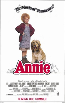 Facts about Annie, Poster